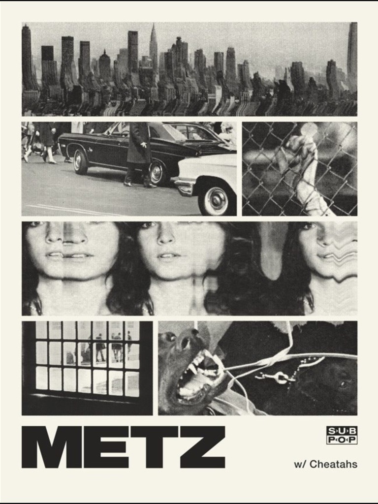 Metz Poster by Doublenaut