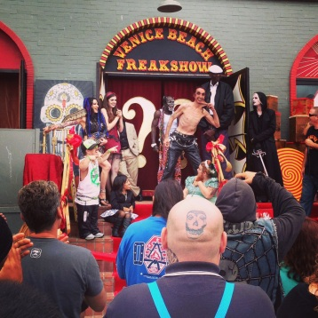 Venice Beach Freakshow grand reopening