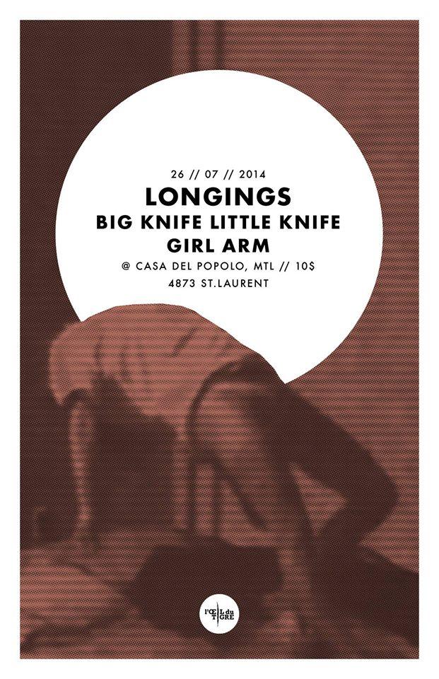 Longings Poster
