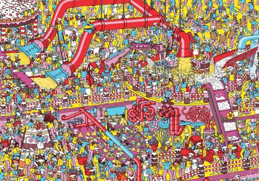 Where's Waldo Emotionally